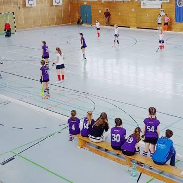 Mädchen B holen 1. und 3. Platz in Bad Kreuznach