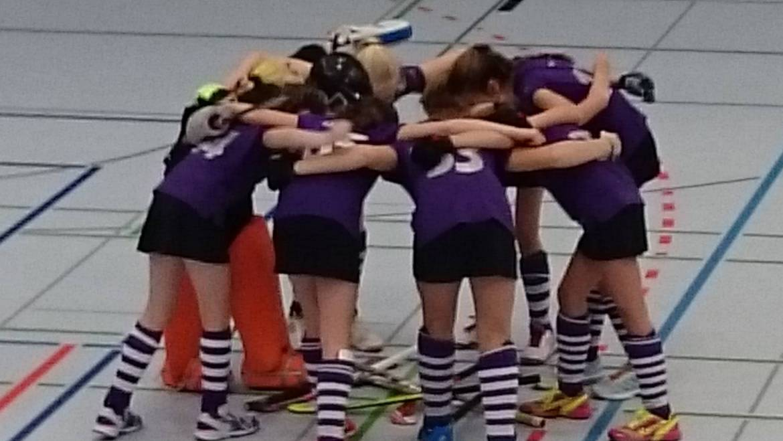 Gelungener Start der Mädchen B in die Oberliga-Saison