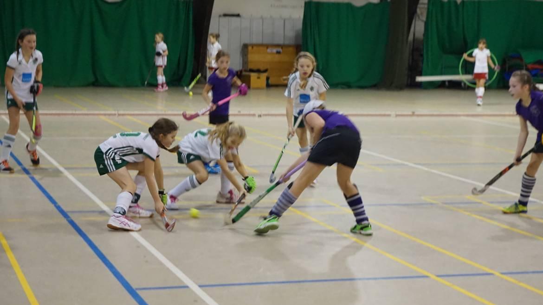 Mädchen C1: Punkte gegen Uhlenhorst und Kahlenberg