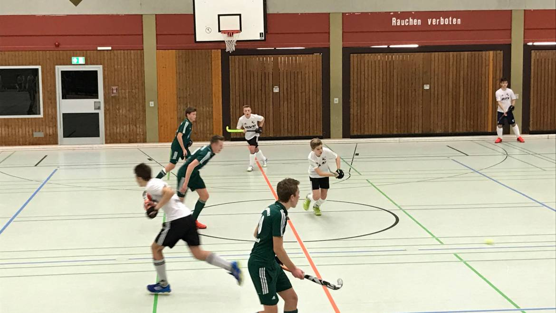 MJB 1 spielt unentschieden gegen Uhlenhorst
