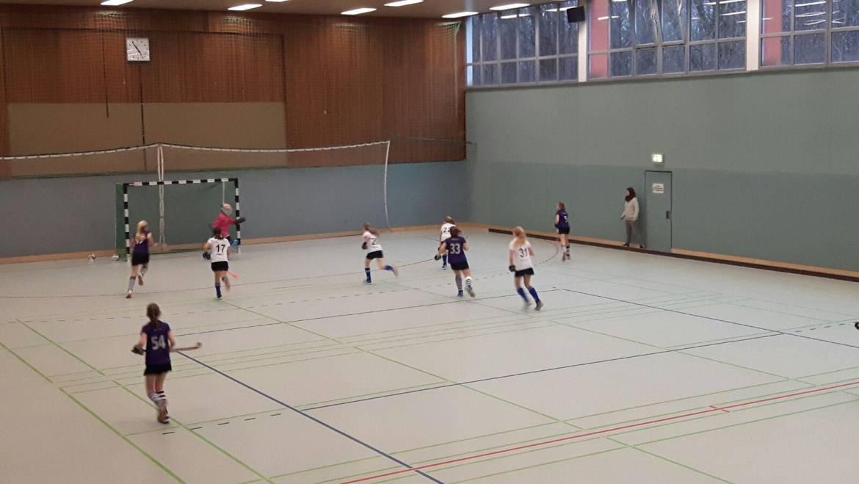 Mädchen B1 erreichen Zwischenrunde der WHV-Oberliga