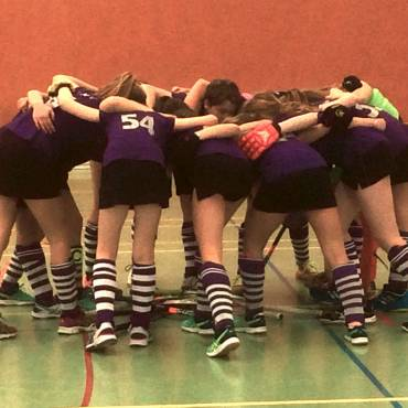 Mädchen A2 Dritter in der Verbandsliga Endrunde Ruhr
