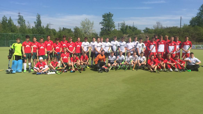 West trifft Nord – Turnier der männlichen Jugend B