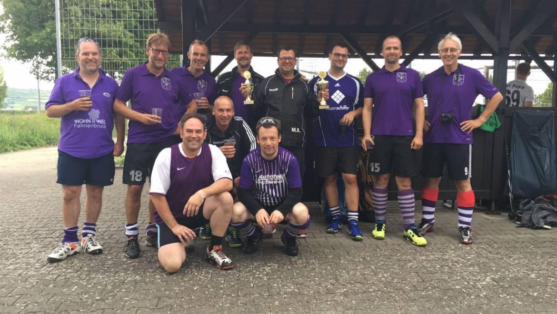 1. Riesling Cup 2017 – Turniersieg in Grünstadt