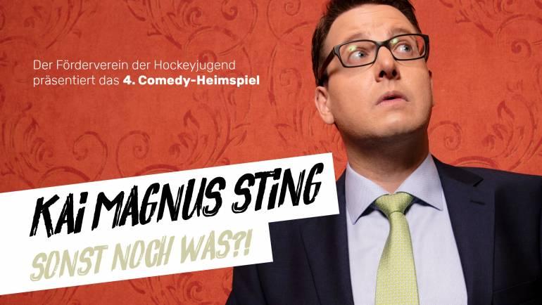 Kai Magnus Sting – 02. März 2018 – ACHTUNG: FÄLLT WEGEN ERKRANKUNG AUS!