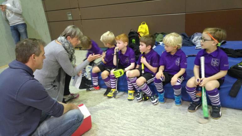 Mini Jungen 2011/2012: Zwei Spiele, zwei Siege zu 0