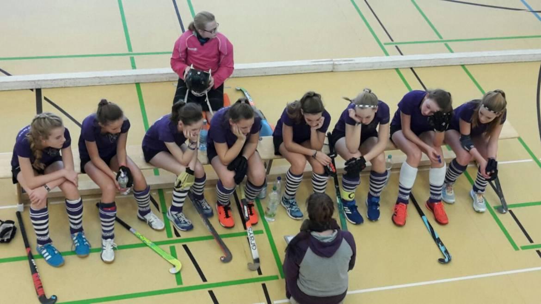Mädchen A verpassen Zwischenrunde der Oberliga