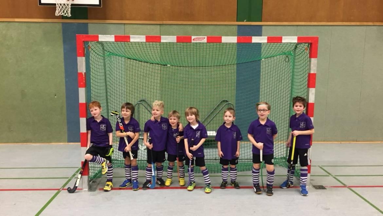 Mini Jungen 2011/2012 zwei Spiele, zwei Siege