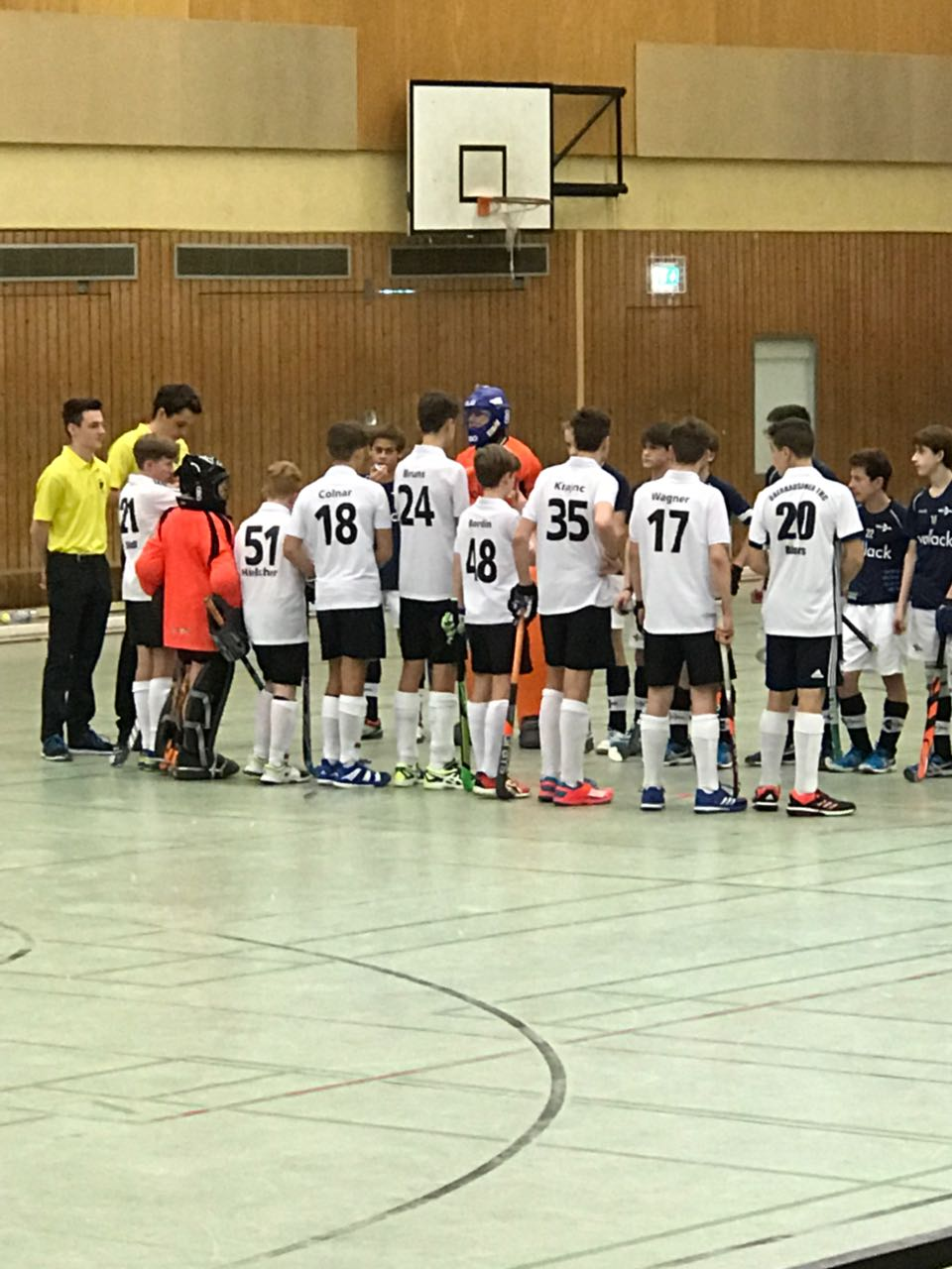 Knaben A Regionalliga 3.Spieltag