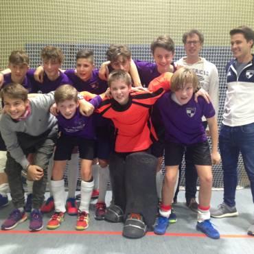 Knaben A Regionalliga : Alles gegeben