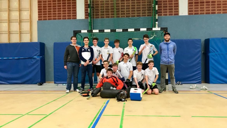 Knaben A Regionalliga Platzierungsrunde