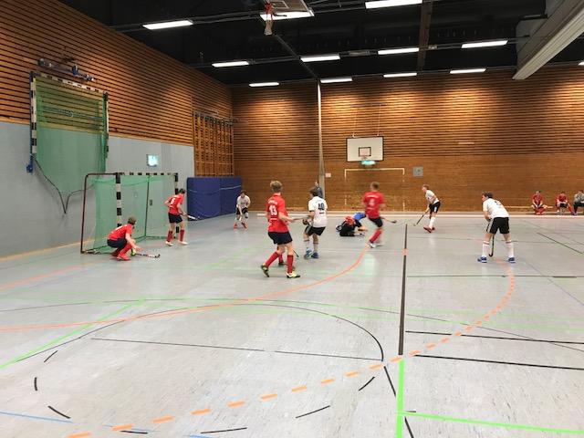 MJB der SG Hiesfeld/Oberhausen erreicht die Zwischenrunde der Oberliga