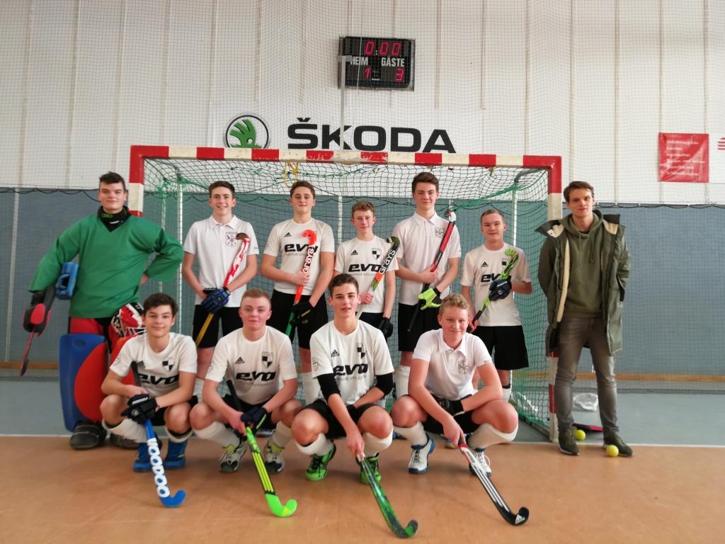 FINALE ! Männliche Jugend B zieht in das FINALE der Verbandsliga WHV ein