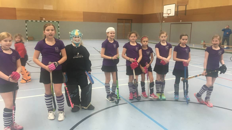 C2 – Mädchen werden Meister in der 3. Bezirksliga!