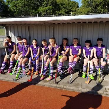 Mädchen B erneut mit guter Leistung in der Regionalliga