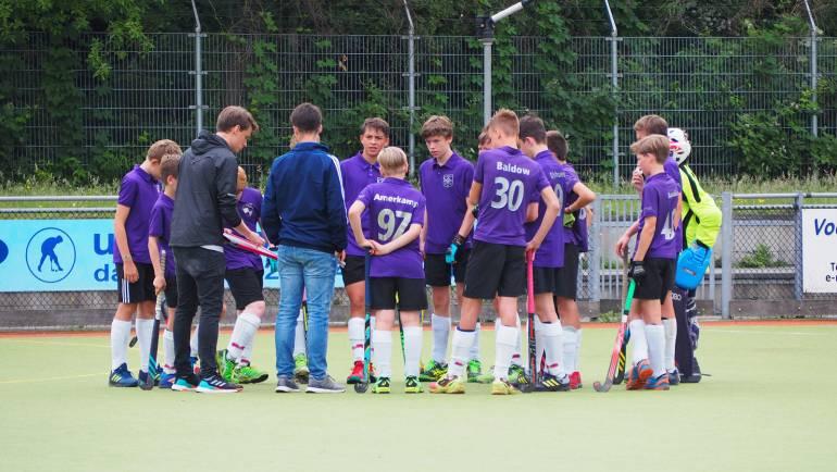 Knaben-A Regionalliga – Zwischenrunde in greifbarer Nähe!