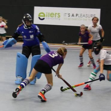 Regionalliga Mädchen B: Überzeugender Start in die Hallensaison