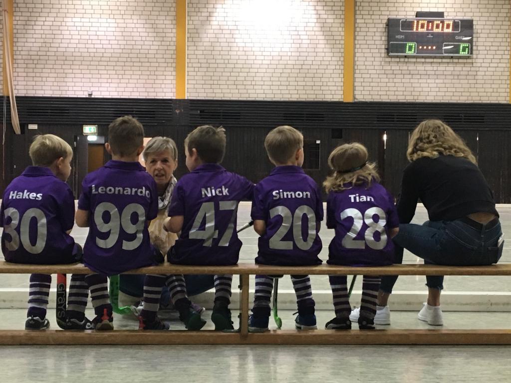 Mini Jungs 2012: Zwei Spiele, zwei Siege