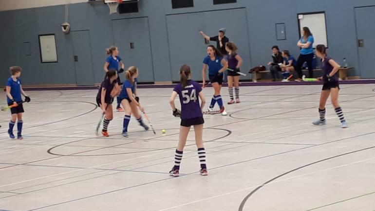 Versöhnliches Finale der Mädchen A in der Regionalliga
