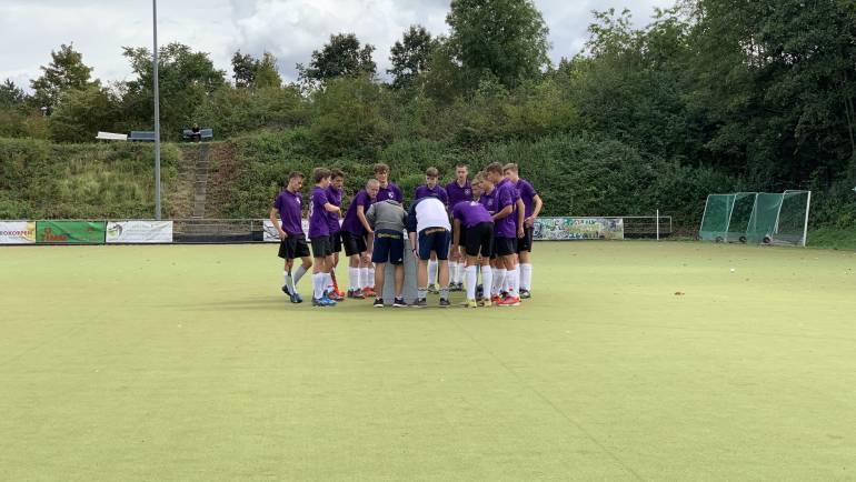 MJB Oberliga ungeschlagen ins Viertelfinale