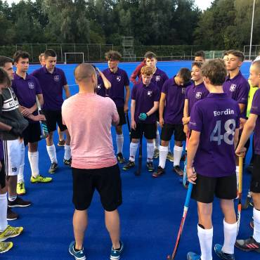 MJB Oberliga: Klarer Sieg im Viertelfinale