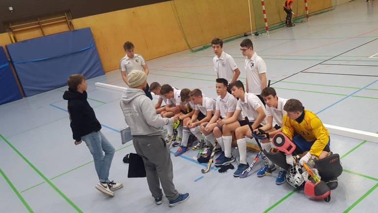 MJB Verbandsliga holt 6 Punkte