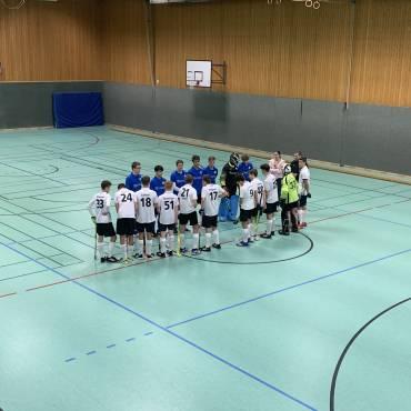 Guter Saisonstart für die MJB Oberliga