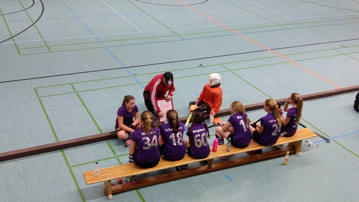 Md B2: Holpriger Start in die Saison